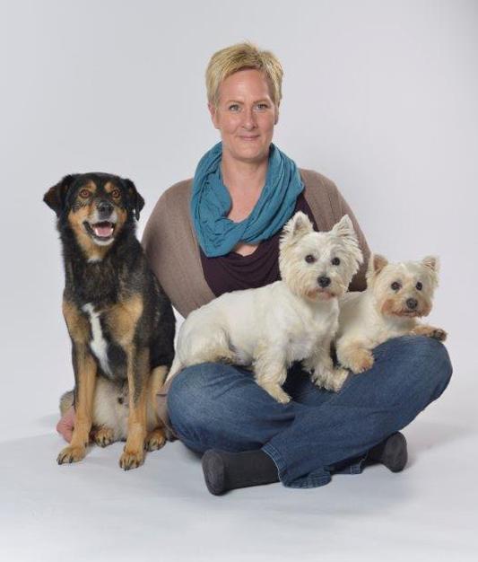 Katinka Hai-Herweg - Hundefriseur und Hundetrainerin aus Brunn-Emskirchen in Mittelfranken